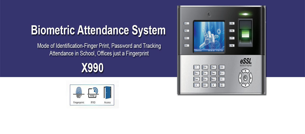Biometric attendance system indian government