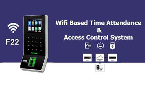 Biometric Attendance Machine In Delhi | Fingerprint Door Access